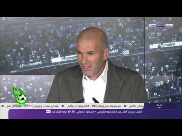 """تقرير رائع لـ """"بي ان سبورتس"""" حول عودة زيدان لريال مدريد"""