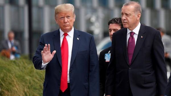 """طبول الحرب تقرع بين تركيا والولايات المتحدة و""""ترامب"""" يوجه تهديدا غير مسبوق لـ""""أردوغان"""""""