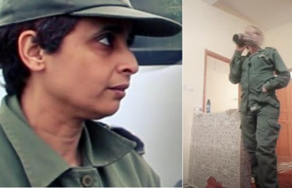 بالفيديو: تقليد القائدة حورية يجر دركيا وعشيقته إلى السجن