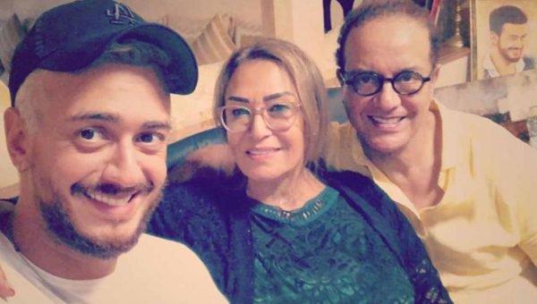 أول صورة لسعد لمجرد بعد عودته إلى المغرب..ووالده يعلق