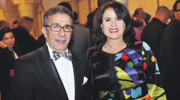 الفنان عزيز سعد الله يخرج عن صمته بخصوص طلاقه من خديجة أسد