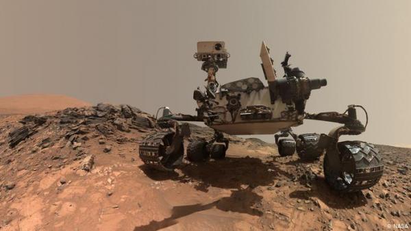 اختراق علمي: ميثان على سطح المريخ؟