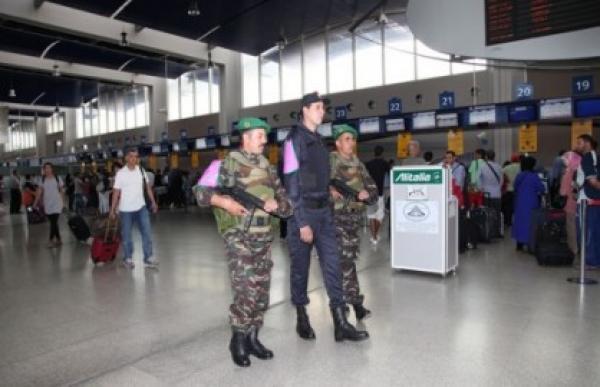 استنفار أمني غير مسبوق في مطارات المغرب بسبب المونديال وهذه التفاصيل