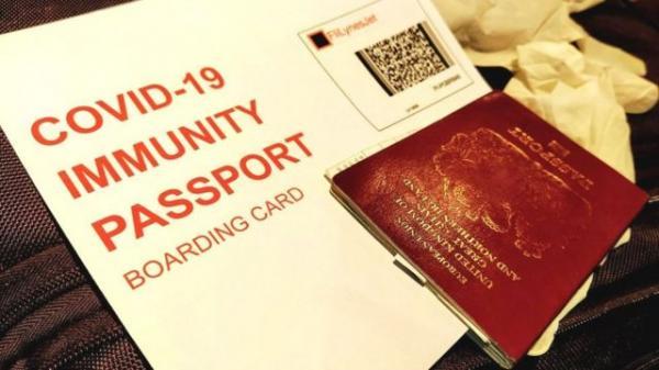 بريطانيا تعتزم إصدار جوازات سفر