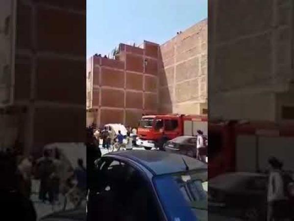 8 سنوات سجنا نافذا للص الذي علق بحائط بناية بطنجة وطلب النجدة (فيديو)