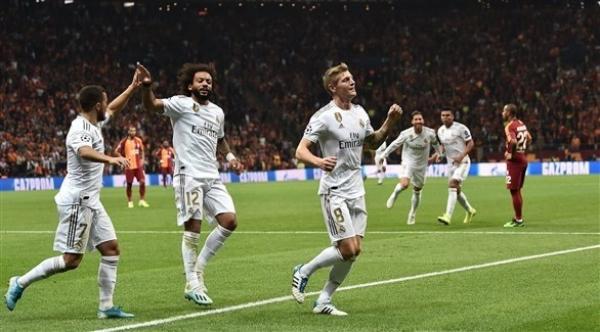 أبطال أوروبا: ريال مدريد يتنفس الصعداء وسان جيرمان يفوز بخماسية (فيديو)
