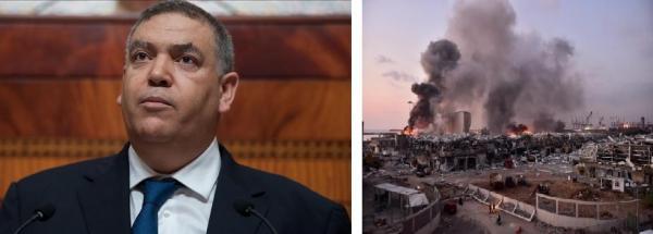 فاجعة بيروت تدفع وزارة الداخلية إلى مراقبة أماكن تخزين وبيع المواد القابلة للانفجار