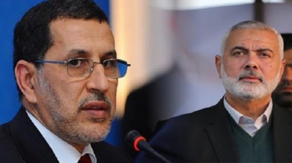 """العثماني يهنئ هنية بإعادة انتخابه رئيسا لحركة """"حماس"""""""