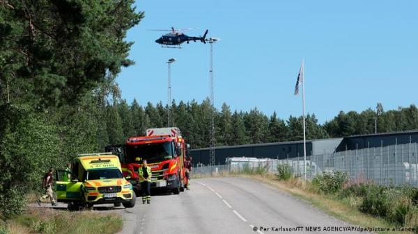 اختطاف وكباب.. شرط غريب للإفراج عن رهينتين في سجن سويدي!