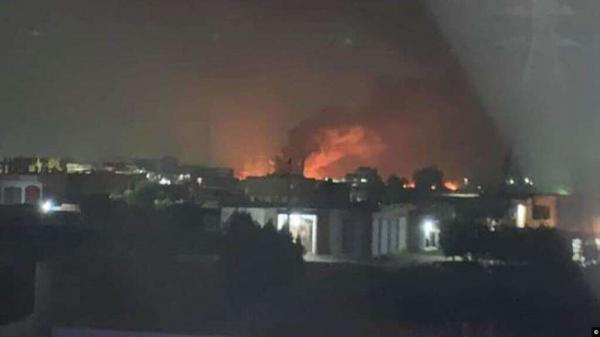 مصر.. ارتفاع ضحايا حريق في خط نقل مواد بترولية إلى 6 قتلى