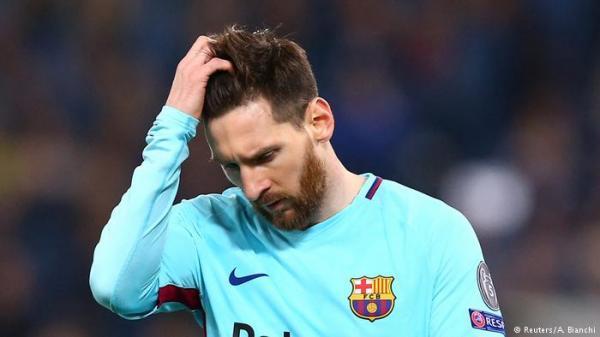 ميسي يرفض عرض برشلونة!
