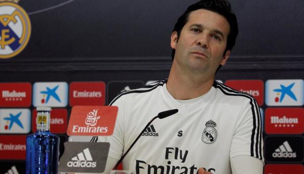 سولاري يدافع عن نفسه ويقصف بعض لاعبي ريال مدريد