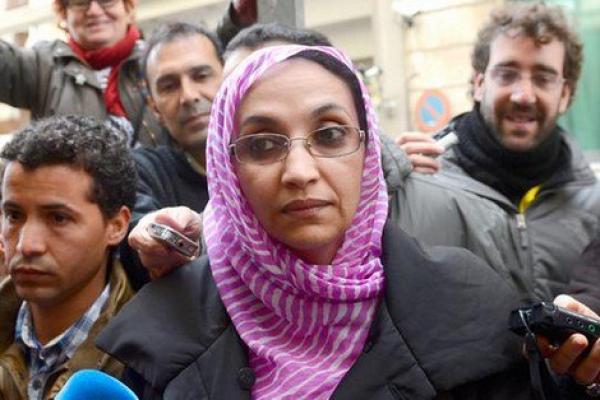 """""""لاماب"""" تُهاجم وكالة الأنباء الفرنسية بسبب حوارها مع الإنفصالية أميناتو حيدر"""