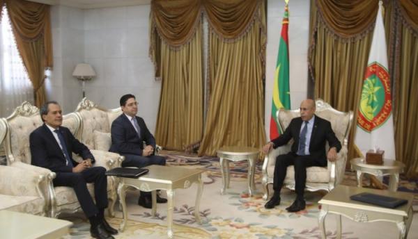 تقارب مغربي موريتاني جديد يصيب الجزائر والبوليساريو بالجنون