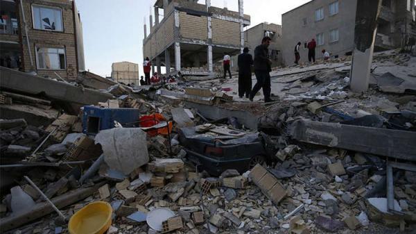 ارتفاع حصيلة ضحايا الزلزال في إيران إلى 328 قتيلا وأكثر من 2500 جريح