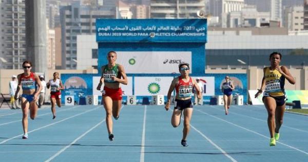 المغرب يعزز رصيده من الميداليات في بطولة العالم البارالمبية لألعاب القوى