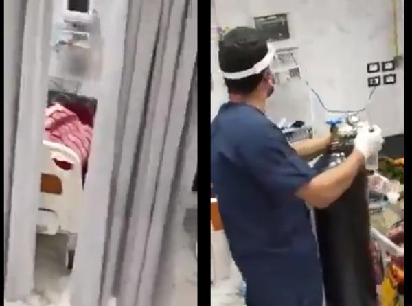 مأساة تهز مصر..وفاة كل المصابين بكورونا داخل العناية المركزة بأحد المستشفيات وفتح تحقيق أمني عاجل (فيديو)