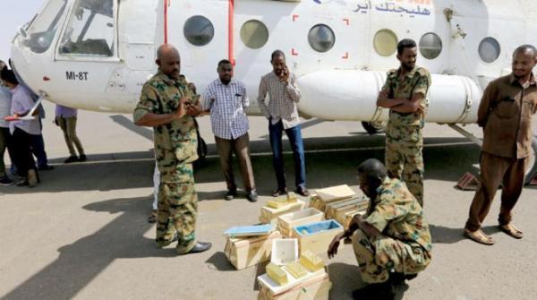 آخر مستجدات شحنة الذهب المغربية التي أثارت الجدل بالسودان