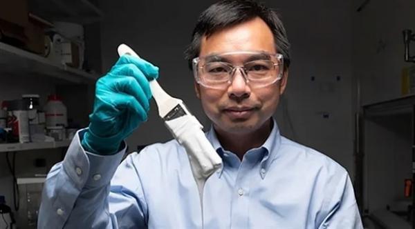 باحثون يطورون طلاءً شديد البياض يعكس 98.1 بالمائة من الإشعاع الشمسي