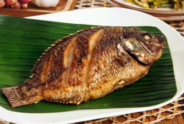 تتبيلة رائعة للسمك المقلي