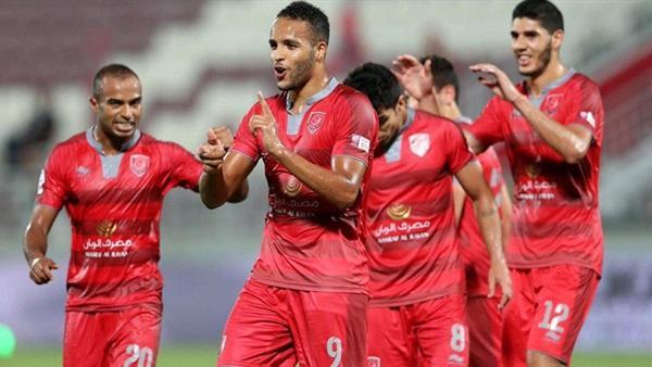 """بالفيديو: """"هاتريك"""" يوسف العربي في الدوري القطري"""