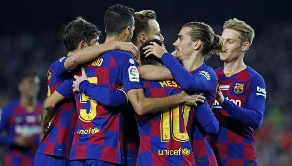 مباراة ودية بين برشلونة وايغوالادا لدعم جهود مكافحة كورونا