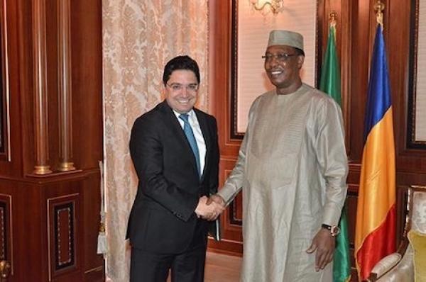 بوريطة يسلم رسالة ملكية إلى رئيس دولة أفريقية