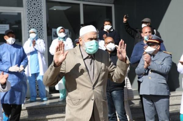 """عدد حالات الشفاء من فيروس """"كورونا"""" بالمغرب يواصل ارتفاعه غير المسبوق والحصيلة تصل إلى 6643 متعاف"""