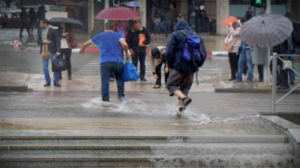 بأكثر من 50 ملمتمر .. هذه المدينة سجلت أعلى مقاييس التساقطات المطرية خلال الـ24 ساعة الأخيرة