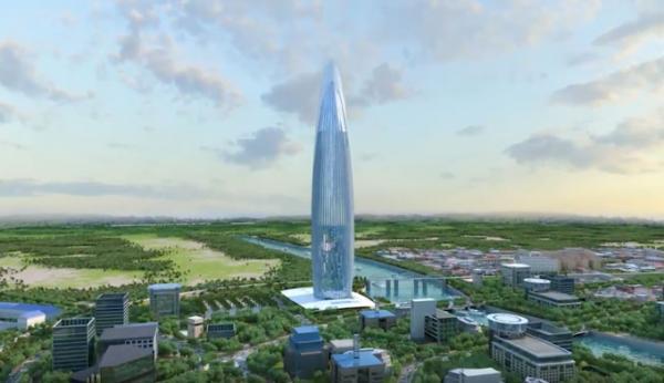توقف أشغال بناء برج محمد السادس بالرباط لهذا السبب