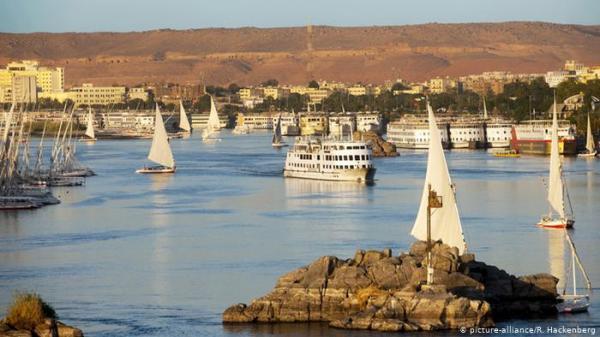 نقش أثري يعيد للأذهان مخاوف المصريين من جفاف النيل