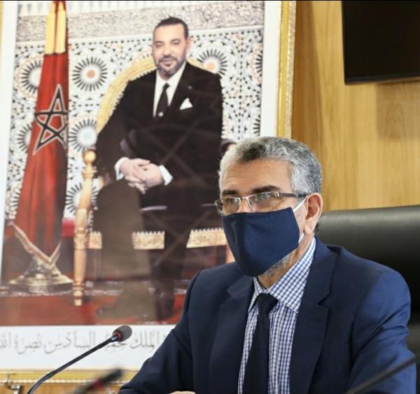 """مصطفى الرميد: """"المغرب يمد رجله وإسبانيا ستعرف أن ثمن الاستهانة بالمغرب غال جدا"""""""
