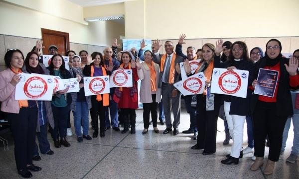 """هيئة وطنية تضغط دوليا على """"العثماني"""" للتصديق على اتفاقية حماية النساء من التحرش والعنف بأماكن العمل"""