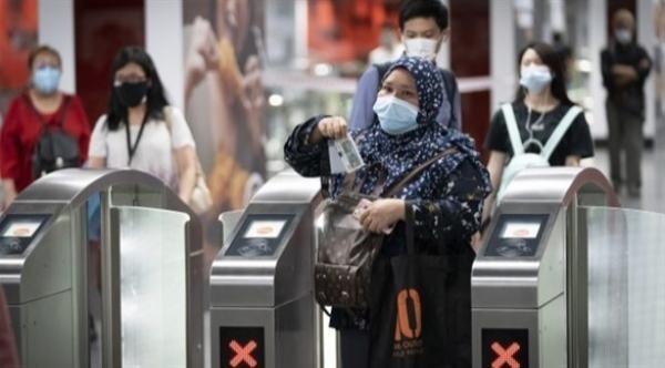 ماليزيا تشرع في تطبيق الارتداء الإجباري للكمامة