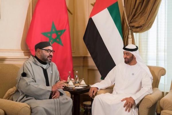 العلاقات المغربية الإماراتية لازالت بخير وهذا هو الدليل