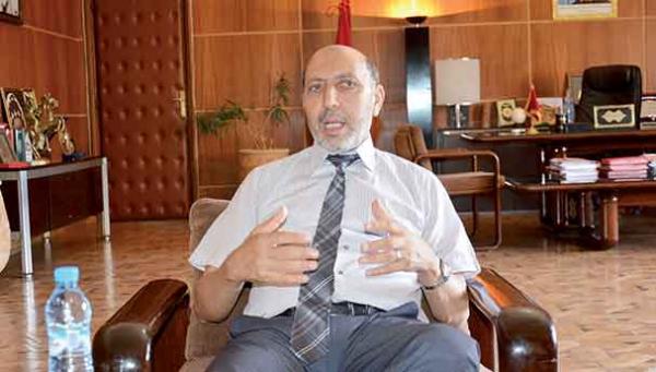 إصابة عمدة مراكش بكورونا تدفعه إلى الالتزام بالحجر الصحي