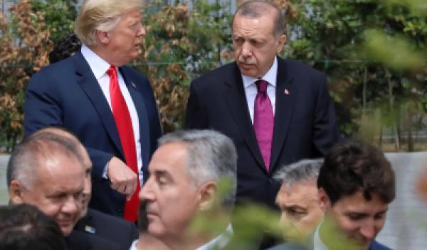 بيان تركي - أمريكي: اتفاق على إنشاء المنطقة الآمنة شمال سوريا ورفع العقوبات عن أنقرة