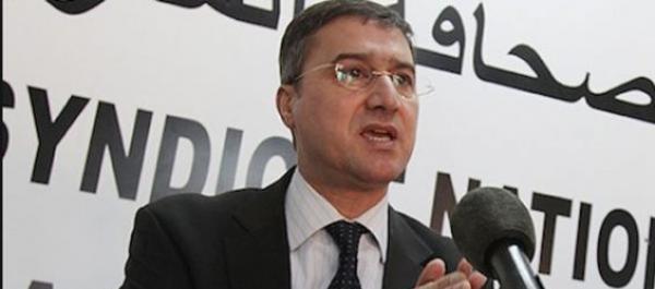انتخاب يونس مجاهد رئيسا للاتحاد الدولي للصحافيين