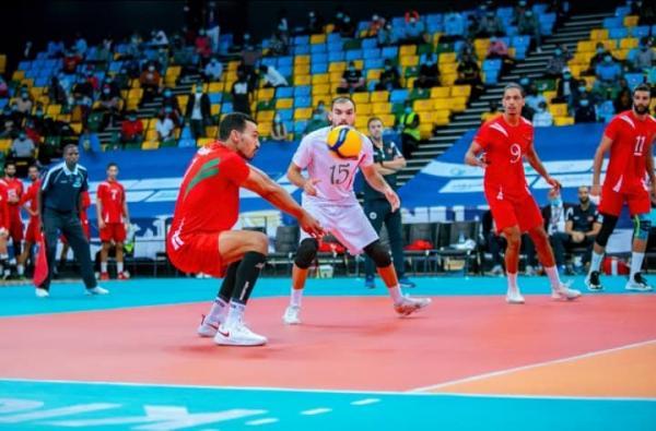 المنتخب المغربي للكرة الطائرة ينهزم أمام نظيره المصري ويكتفي بالمركز الرابع في بطولة أفريقيا