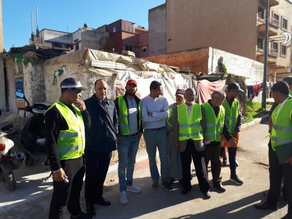"""لأول مرة بالمغرب: حركة """"السترات الصفراء"""" تتحرك ضد """"الحكرة"""" وتكشف جملة من الخروقات الفاضحة (فيديو)"""