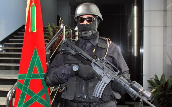 """""""البسيج"""" يعتقل داعشيين بالرباط كانا يُخططان لعمليات إرهابية بالمملكة"""