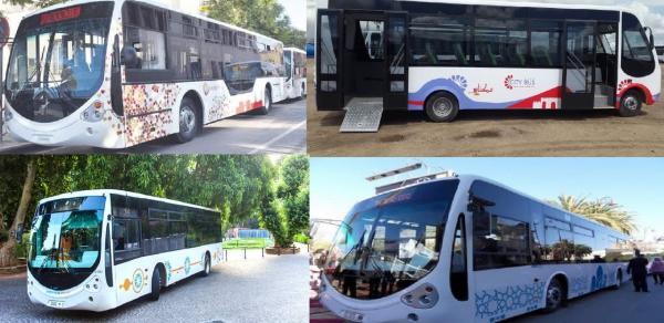 """حافلات """"ألزا """"الجديدة بالرباط ستخلق 1750 فرصة عمل مباشرة"""