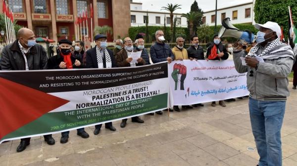 """أكثر من 60 في المائة من المغاربة يؤيدون """"التطبيع"""" مع إسرائيل"""