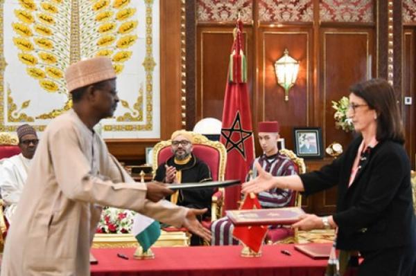 بنخضرة: مشروع أنبوب الغاز المغرب-نيجيريا يُغطي 16 بلدا إفريقيا