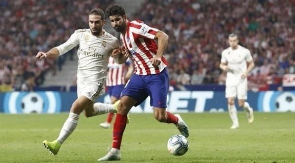 ديربي مدريد ينتهي على البياض