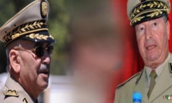 هل هي بوادر انشقاق داخل الجيش...أمر باعتقال جنرالين كبيرين بالجزائر وإيداعهما السجن