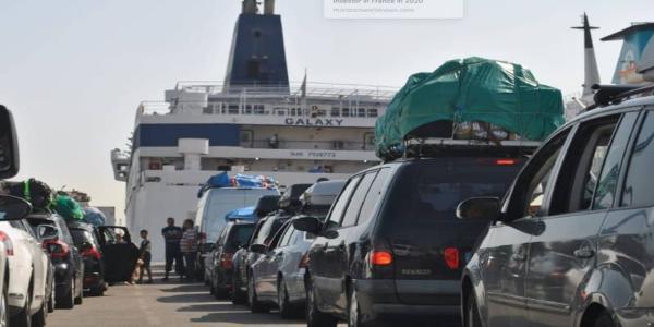 الخط البحري الرابط بين مينائي بورتيماو البرتغالي وطنجة المتوسط بات جاهزا وهذا هو موعد إطلاقه وسعر الرحلات