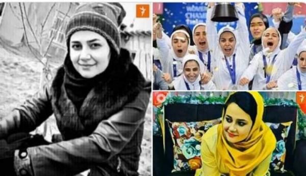"""""""كورونا"""" يضرب من جديد...لاعبة كرة قدم إيرانية تفارق الحياة بعد إصابتها بالوباء القاتل"""