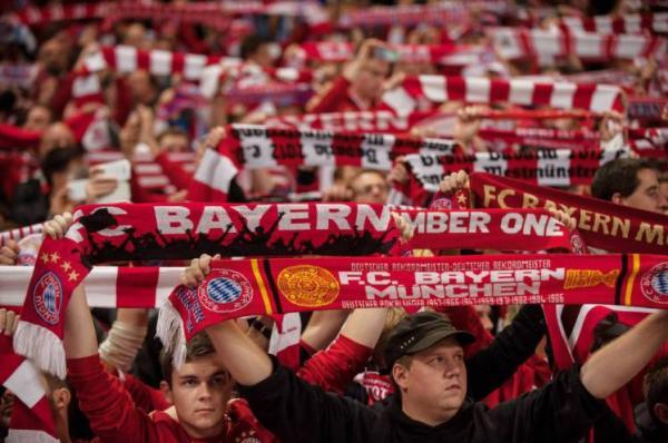 """""""بايرن"""" يتبرع ب 460 ألف أورو لمساعدة الأندية المتضررة من جائحة كورونا"""