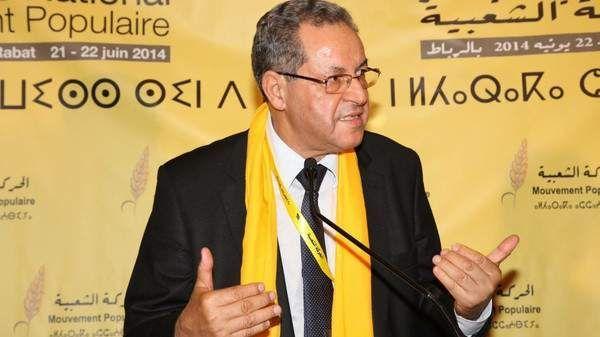 """اتهامات لـ""""العنصر"""" بتبديد مالية الحزب ولقيادة """"الحركة الشعبية"""" بالخنوع"""